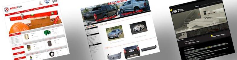 Lojas online personalizadas