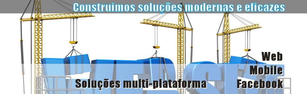 Soluções multi-plataforma