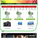 Vendas flash para produtos em promoção - ecommerce v8.0x