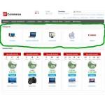 Categorias como imagens - ecommerce v8.0x