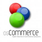 Lojas online - osCommerce