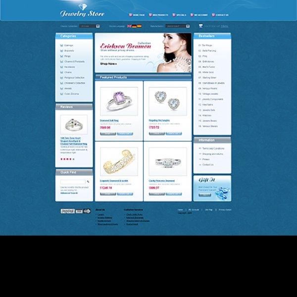 Template osCommerce TPL-2TL3P817 osc
