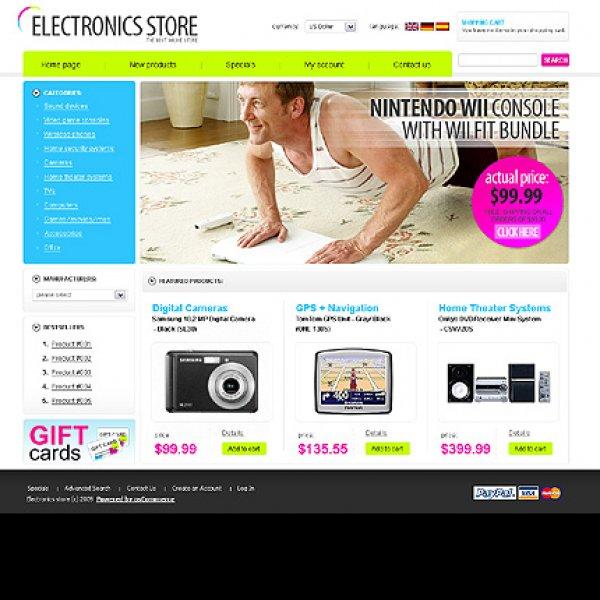 Template osCommerce TPL-2TL5P335 osc