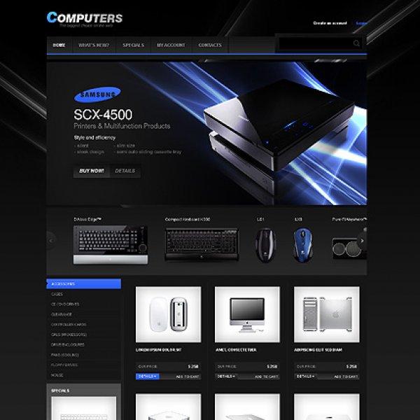 Template osCommerce TPL-2TL8P662 osc