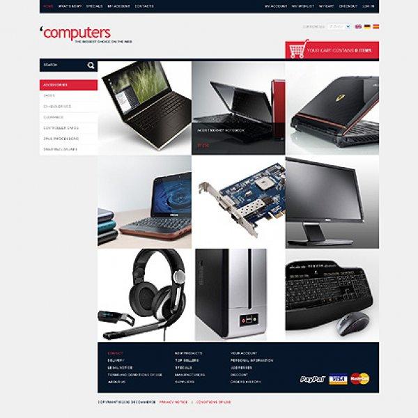 Template osCommerce TPL-3TL0P748 osc