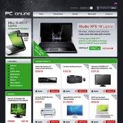 Template osCommerce TPL-3TL2P210 osc