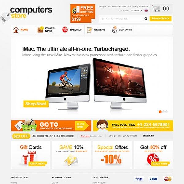 Template osCommerce TPL-3TL4P297 osc
