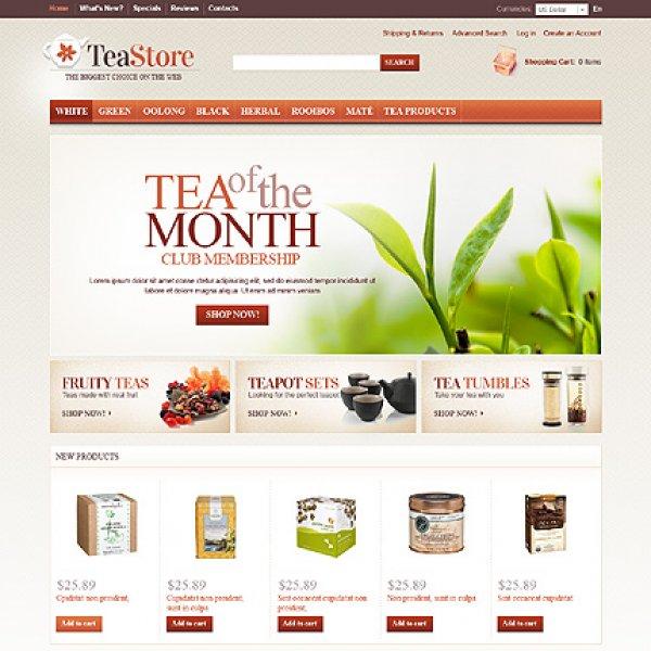 Template osCommerce TPL-4TL3P331 osc